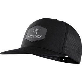Arc'teryx Hexagonal Trucker Hat Black
